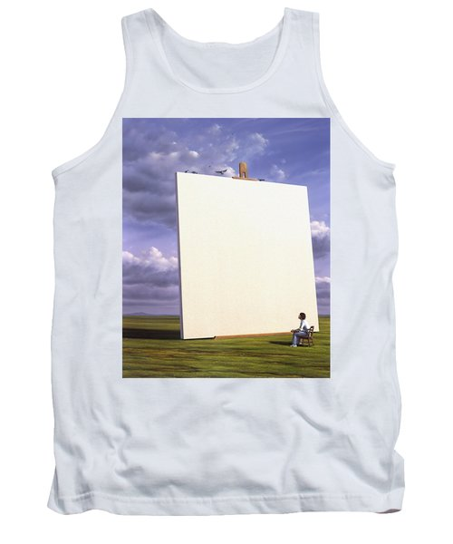 Creative Problems Tank Top