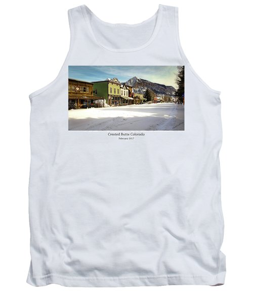 Crested Butte Tank Top