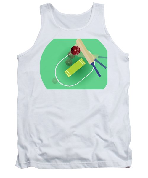 Cricket Tank Top