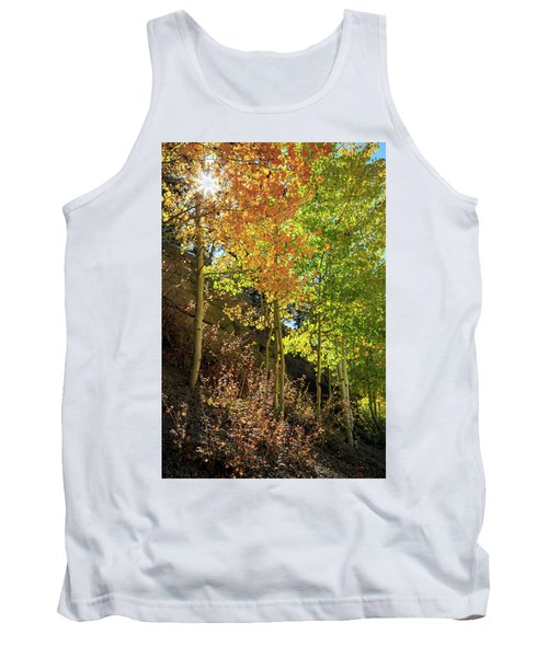Tank Top featuring the photograph Crisp by David Chandler