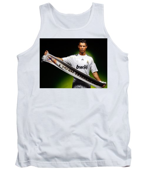 Cristiano Ronaldo Tank Top