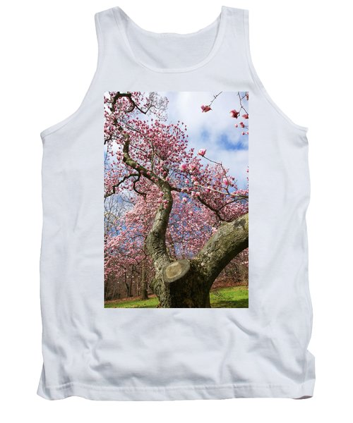 Crooked Magnolia Tank Top