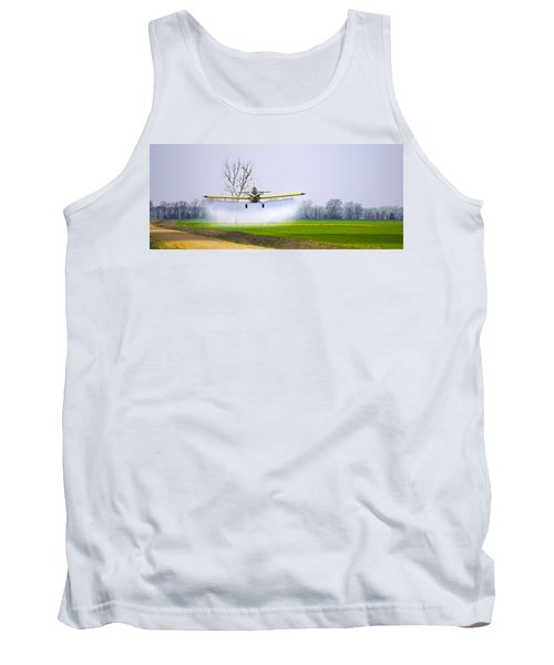 Precision Flying - Crop Dusting 1 Of 2 Tank Top