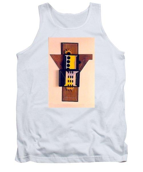 Crucifiction Tank Top