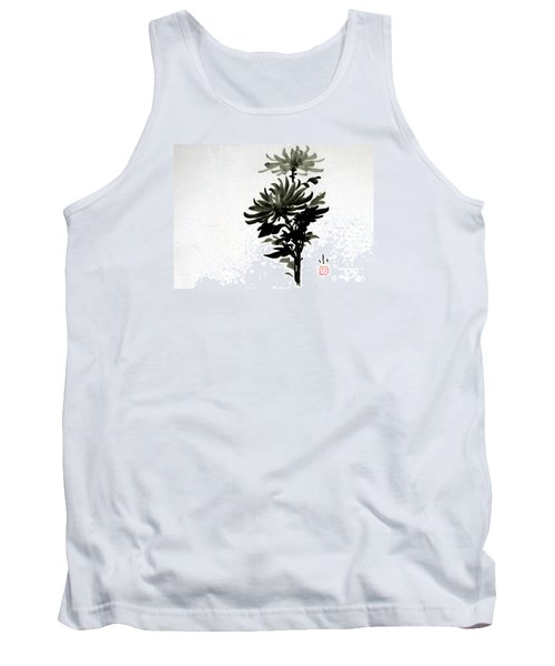 Crysanthemums Tank Top