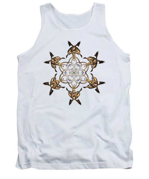 Crystal 24 Tank Top by Robert Thalmeier