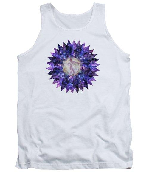 Crystal Magic Mandala Tank Top
