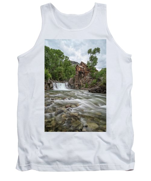 Crystal Mill Colorado 2 Tank Top