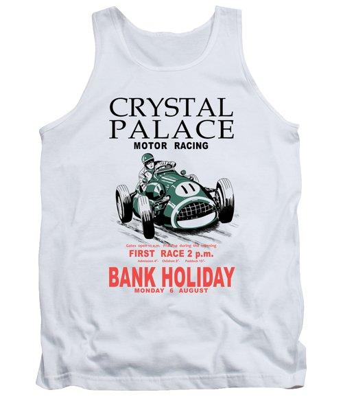 Crystal Palace Motor Racing Tank Top