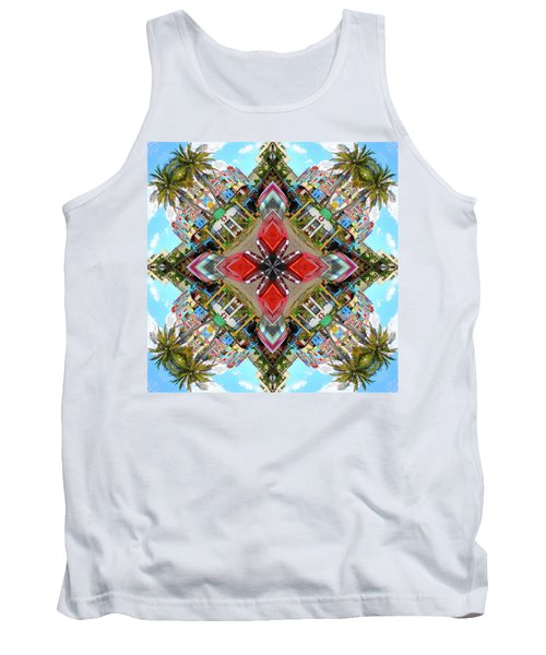 Cuban Kaleidoscope Tank Top