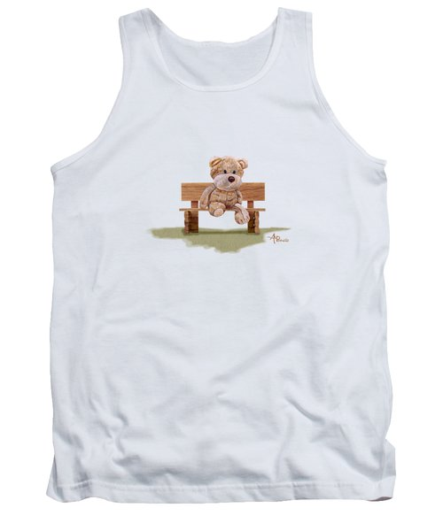 Cuddly At The Park Tank Top
