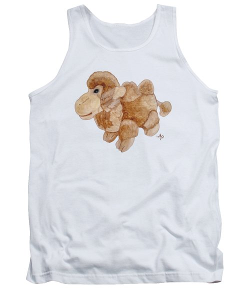 Cuddly Camel Tank Top