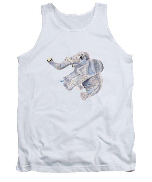 Cuddly Elephant IIi Tank Top
