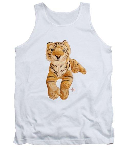 Cuddly Tiger Tank Top