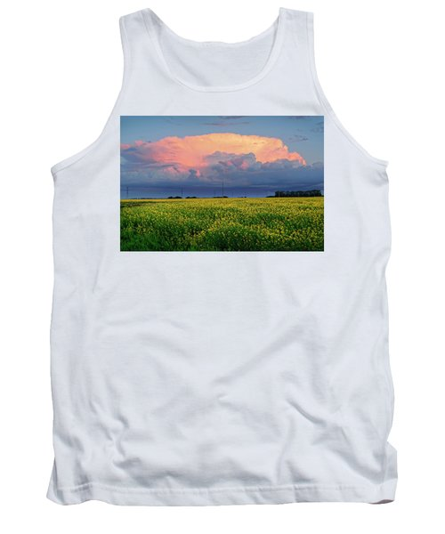 Cumulus And Canola Tank Top