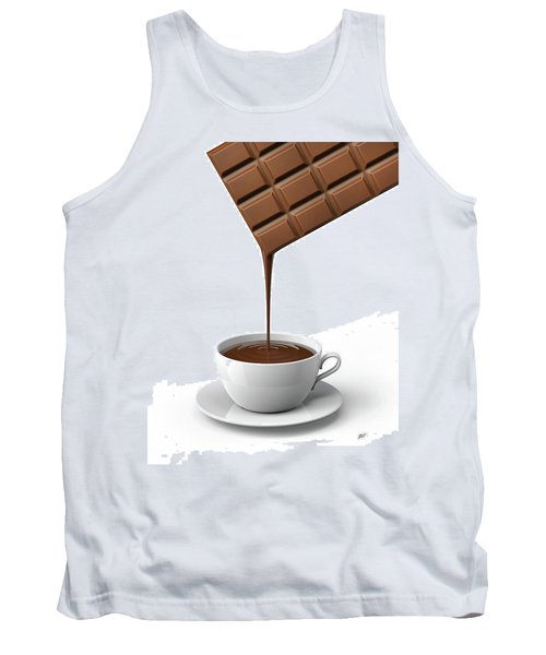Cup Of Chocolate Tank Top