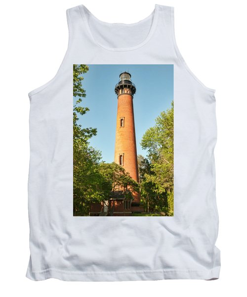 Currituck Beach Lighthouse Tank Top