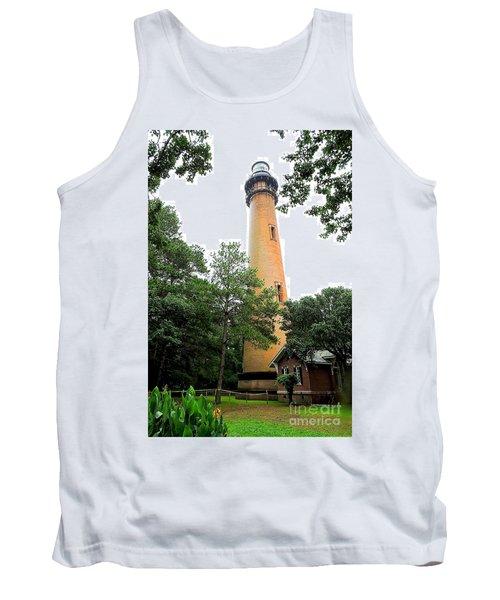 Currituck Beach Lighthouse Tank Top