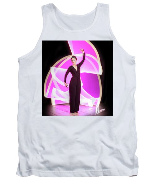 Curves Tank Top by Andrew Nourse