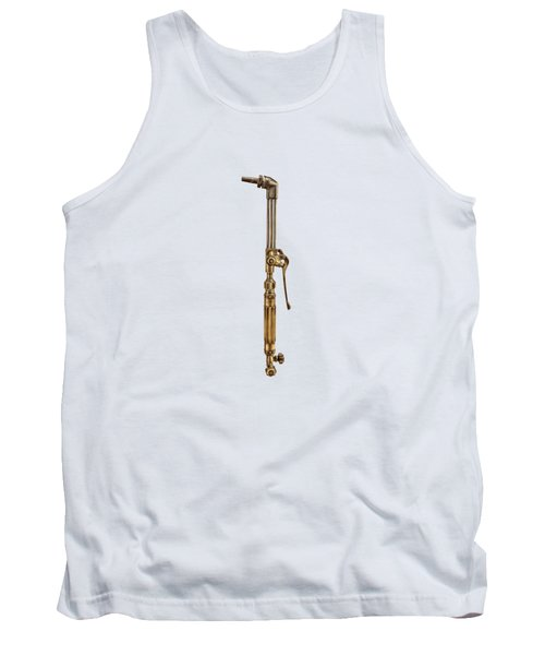 Cutting Torch Tank Top
