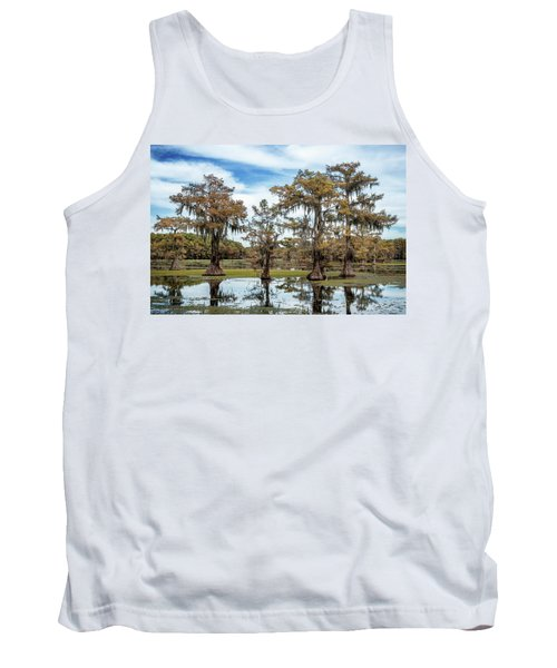 Cypress Expression  Tank Top