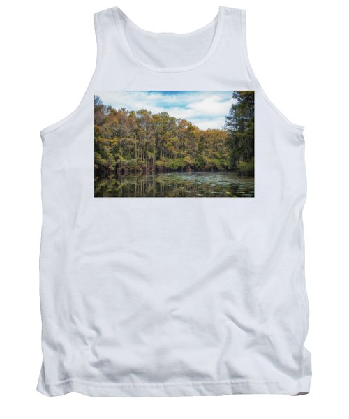 Cypress Jungle Tank Top