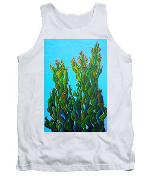 Cypressing A Wave Tank Top