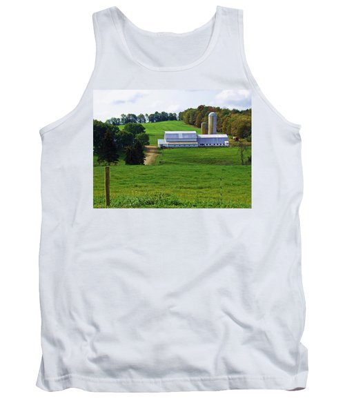 Dairy Country Tank Top