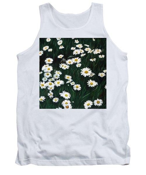 Daisy Bouquet Tank Top