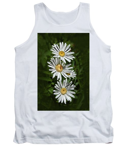 Daisy Chain Tank Top by Marie Leslie