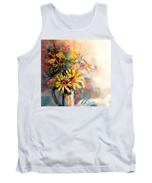 Daisy Day Tank Top