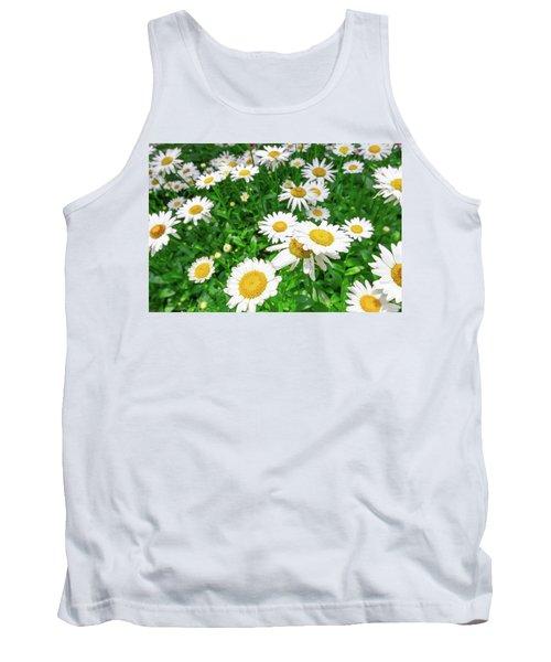Daisy Garden Tank Top
