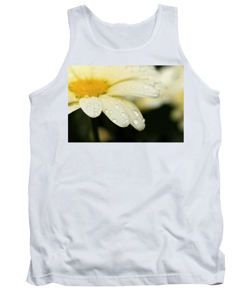 Tank Top featuring the photograph Daisy In Spring by Angela Rath