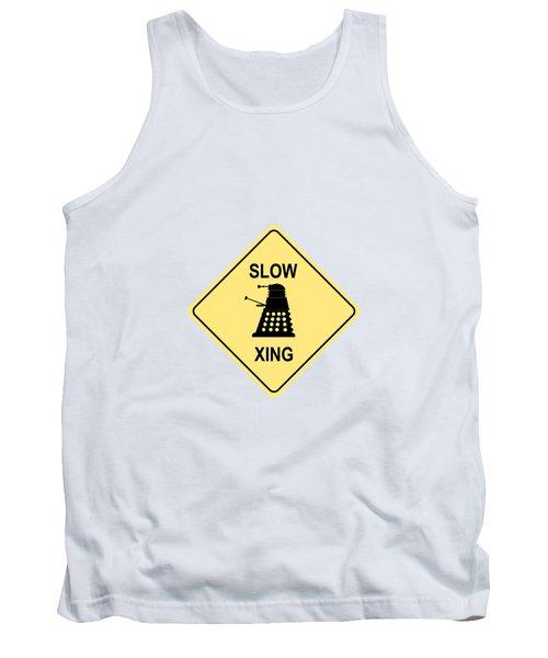 Dalek Crossing Tank Top