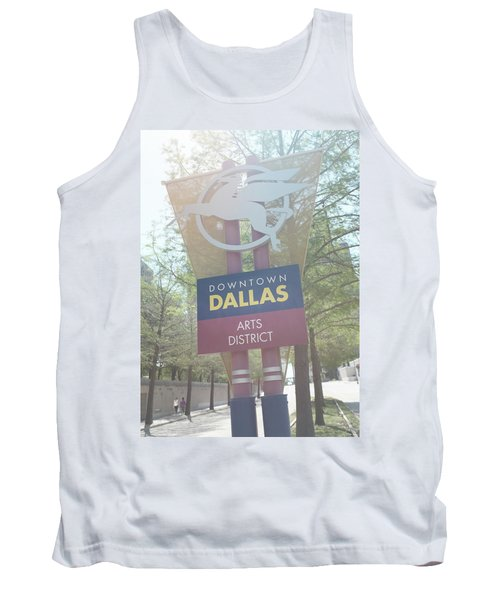 Dallas Arts District Tank Top