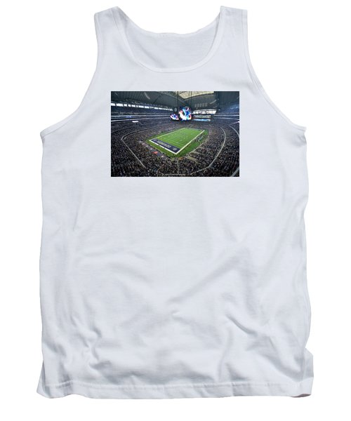 Dallas Cowboys Att Stadium Tank Top
