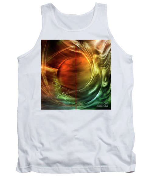 Dance In Color Symphony Tank Top
