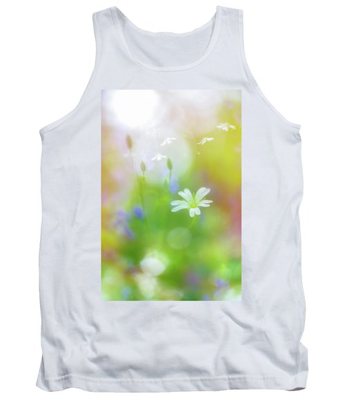 Dance Of The Nature Spirits Tank Top