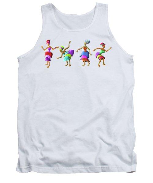 Dancers Tank Top