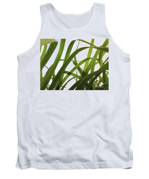 Dancing Bamboo Tank Top