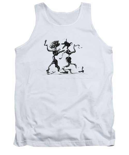 Dancing Couple 1 Tank Top