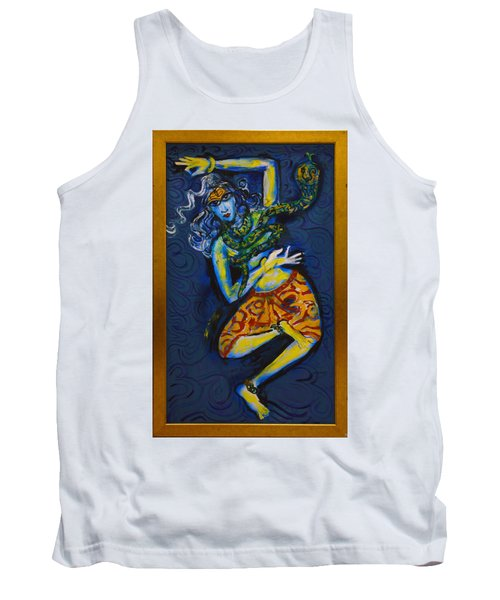Dancing Shiva Tank Top