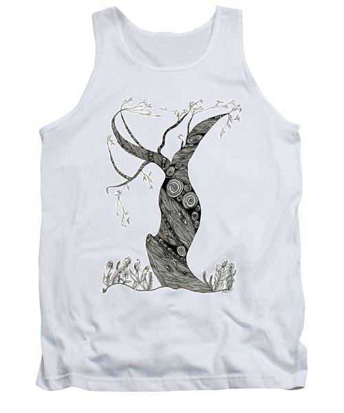 Dancing Tree Tank Top