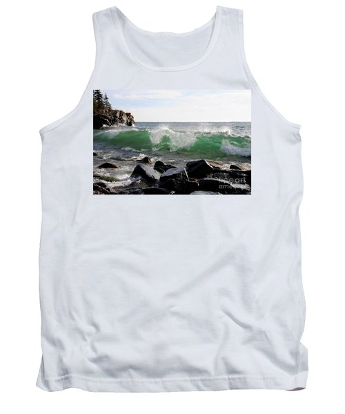 Dancing Waves Tank Top