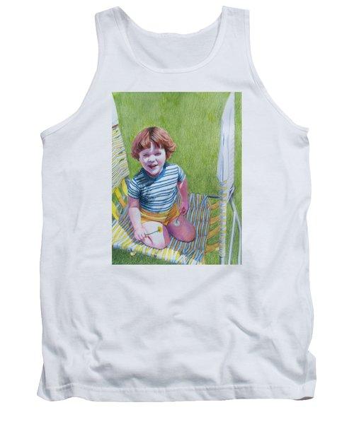 Dandelion Girl Tank Top