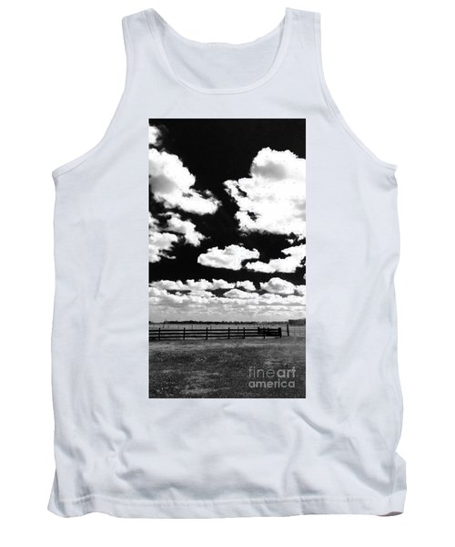 Dark Country, La.  Tank Top