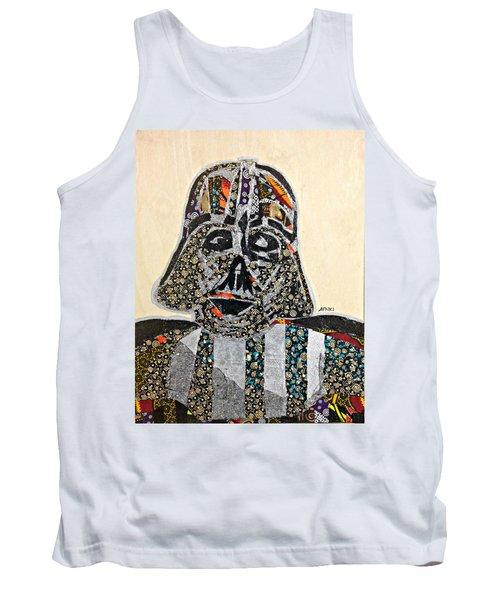 Darth Vader Star Wars Afrofuturist Collection Tank Top