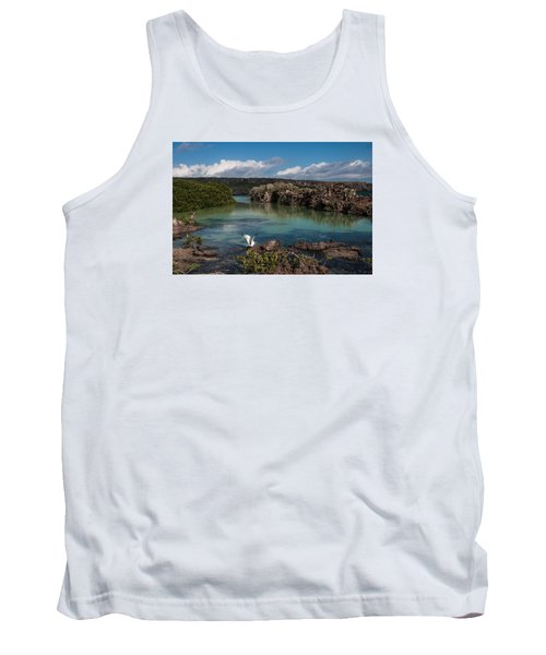 Darwin Bay     Genovesa Island      Galapagos Islands Tank Top