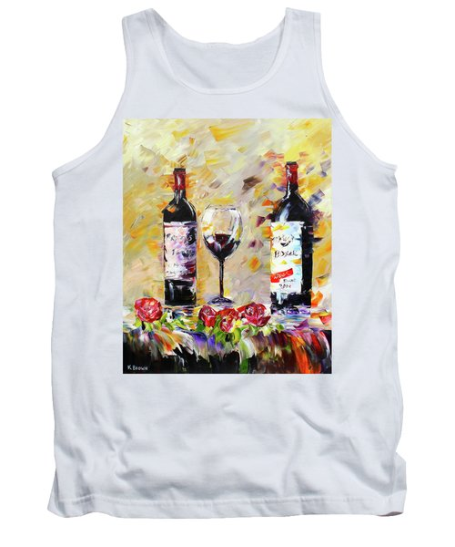 Date Night Tank Top