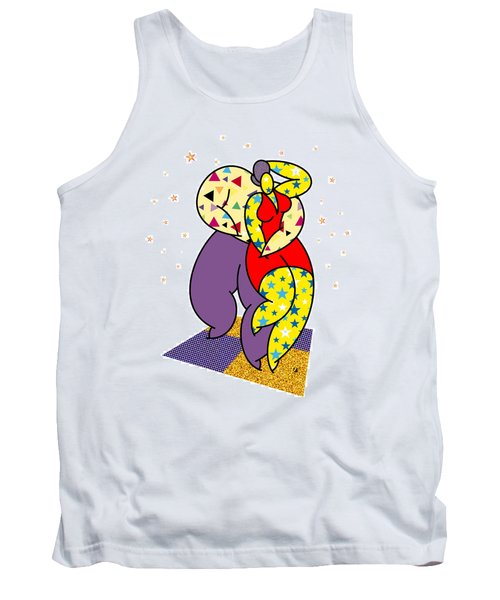 Date Night Tank Top by Steve Ellis